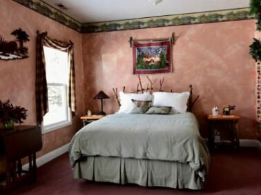 The Call of the Wild, A Walk on the Wild Side B&B
